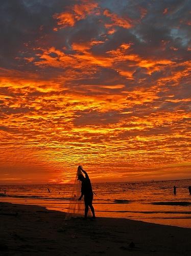 Kochi Sunset.....Kochi, Kerala