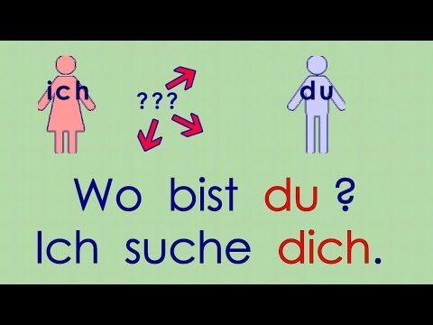 Deutsch lernen: Das Badezimmer - Dativ + Präpositionen - German for children + beginners - YouTube