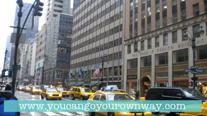 You Can Go Your Own Way: Our NYC Trip post image