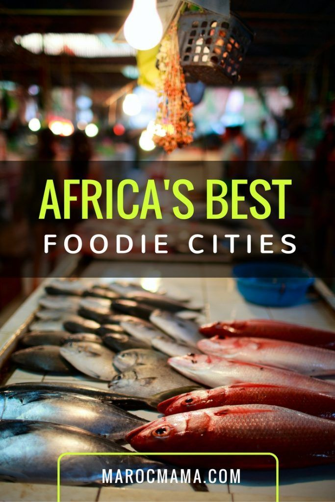 Africa is HUGE and there are hundreds if not thousands of different cultures and food traditions. You could spend your entire life traveling the continent and still not uncover everything there is to experience just relating to food. We've highlight a han