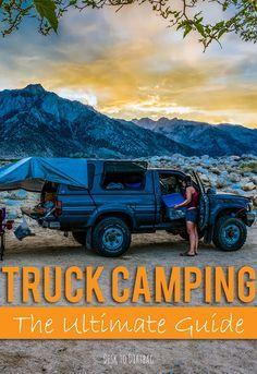 Everything you need to know about truck canopy camping. Click here