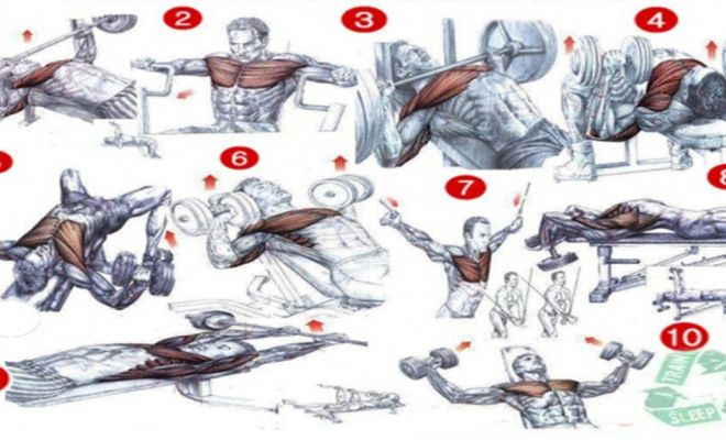 TRAIN YOUR INNER CHEST WITH THIS UNIQUE WORKOUT