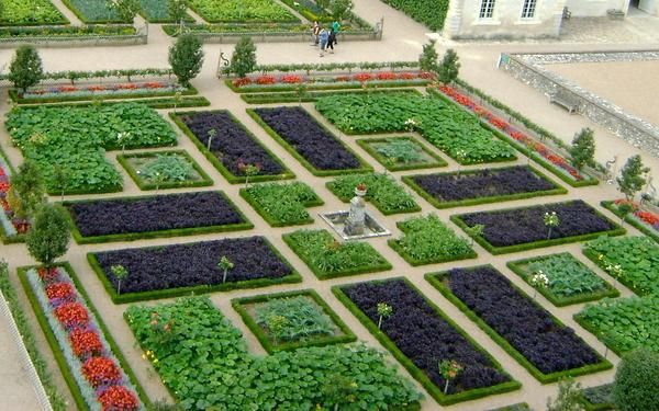 potager garden plans garden design with garden design ideas u plans ...