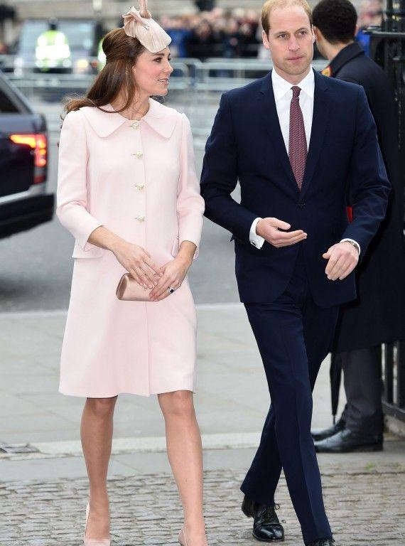 The Cambridges mark Commonwealth Day
