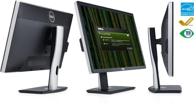 Dell UltraSharp U2713HM Monitor - Environmentally conscious design