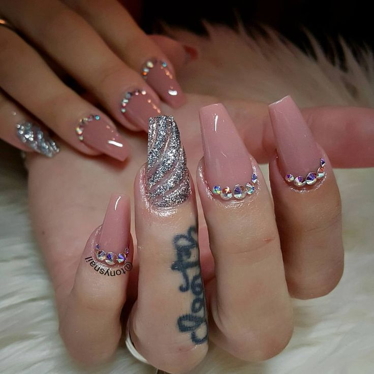 "14.2 mil Me gusta, 87 comentarios - Tony's Nails (@tonysnail) en Instagram: ""Cute nails design #allpowder design by @tonysnail"""