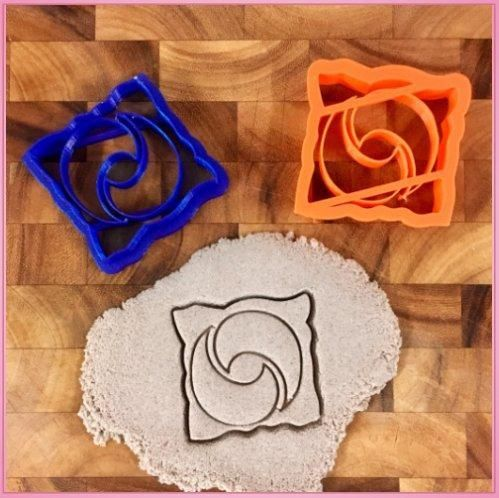 Tide Pod Cookie Cutter