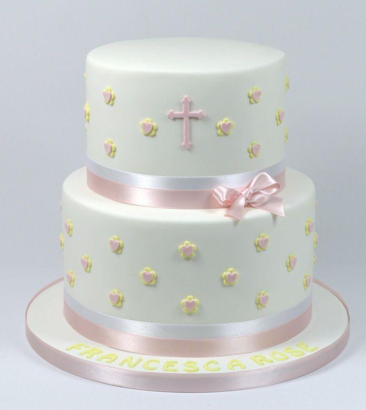 Cake Designs For Baby Christening : 151 best Cake Design - Baptism images on Pinterest ...