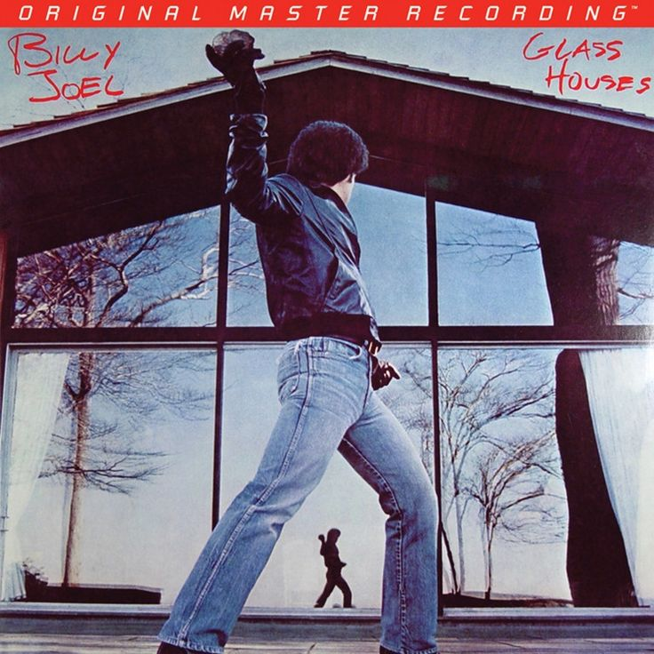 BILLY JOEL - Glass Houses (NUMBERED LIMITED EDITION HYBRID SACD)