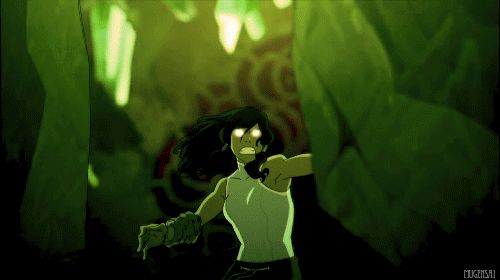 Korra book 3 finale. I think I forgot how to breathe a few times. Studio Mir did some absolutely awesome, gorgeous work.