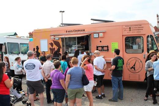 Kendall Square Food Trucks