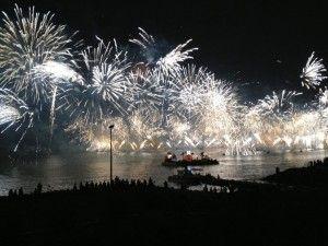 Feux d'artifices - Kuweit
