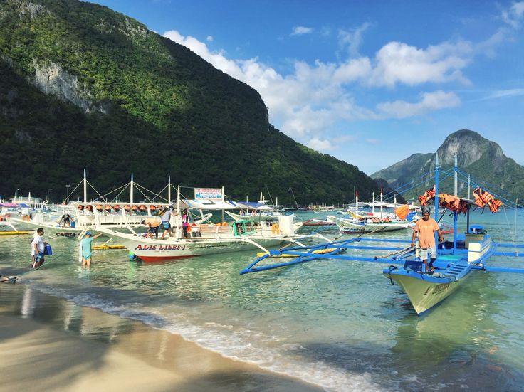 El Nido, Palawan #travel #philippines