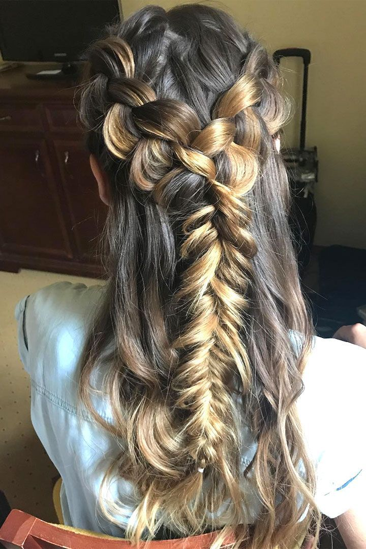 Best 25+ Side plait ideas only on Pinterest