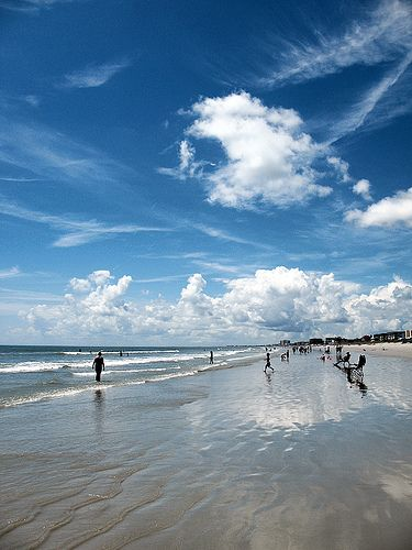 cocoa beach, florida. loved it.