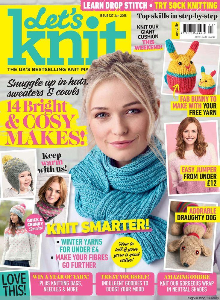 Let's Knit №127 2018 - 轻描淡写 - 轻描淡写