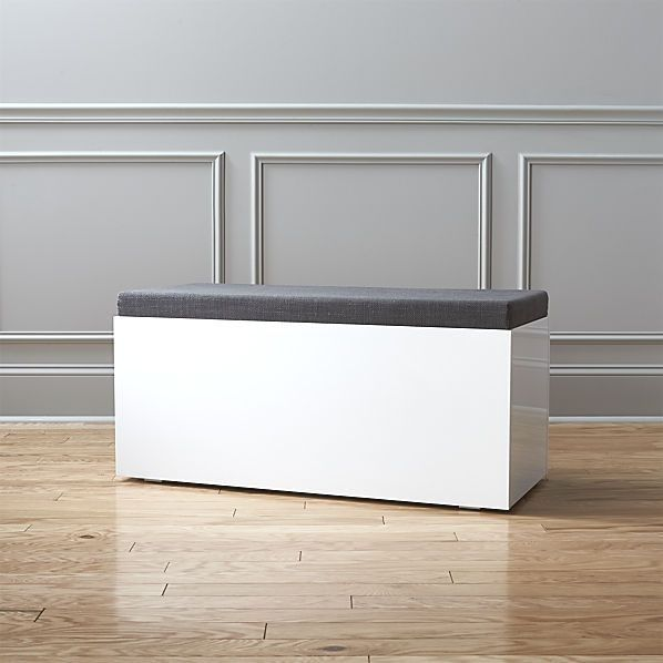 Modern Storage Benches And Dining Benches Cb2 Catch All Storage Bench Cb2 Modern Storage Benche Modern Storage Bench Storage Bench Bench With Storage