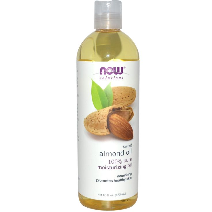 Sweet Almond Oil has become my favorite oil! I've been using it as a cleanser and moisturizer for my face, as well as adding it to my deep conditioning treatments. It works wonders.