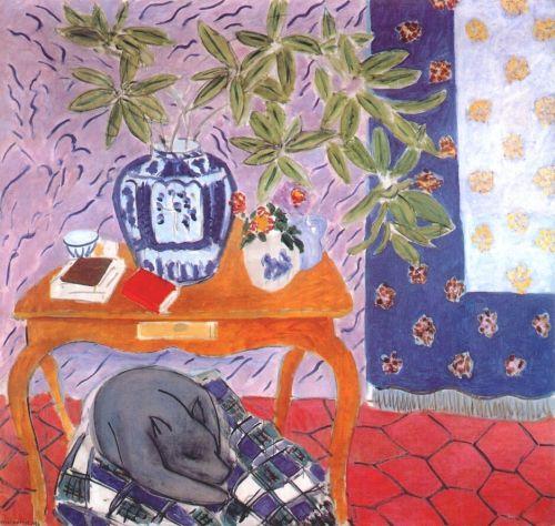 Анри Матисс | XXe | Henri Matisse (1227 работ) » Страница 9 ...