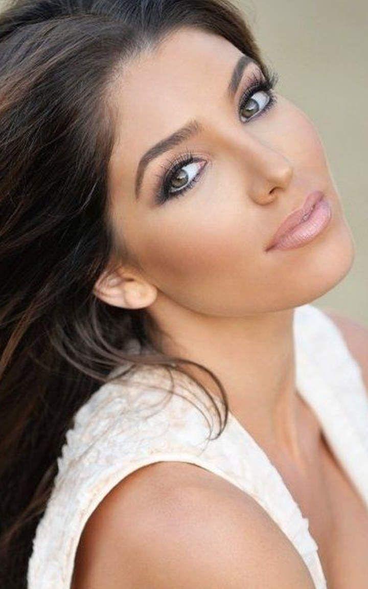 Naturals Bridal Makeup Review : 25+ great ideas about Bridal makeup brunette on Pinterest