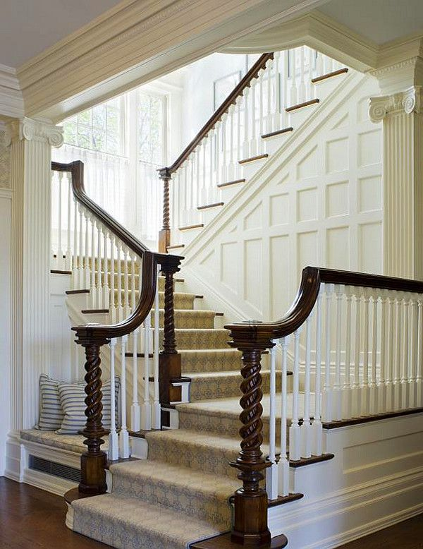 Foyer Stairs For Sale : Best entry foyer stairs french country