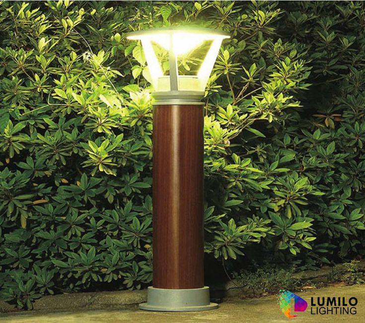 LED Bollard Light in Dubai SZ14702B (With images