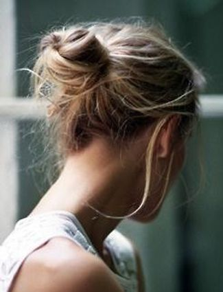 13 Pretty (And Practical) Gym Hairstyles to Try | StyleCaster