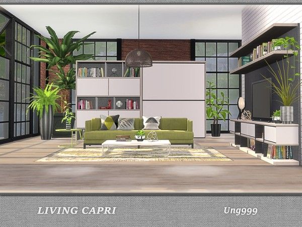 730 best Sims 4 Furniture images on Pinterest Sims, The sims and - sims 3 wohnzimmer modern