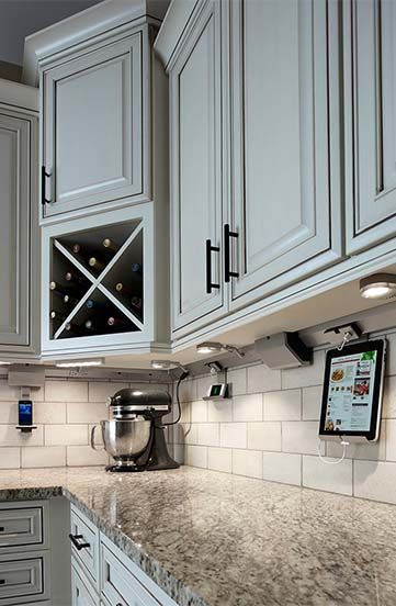 1000+ images about Renovated Kitchen on Pinterest : Modern white kitchens, Cabinets and The ...