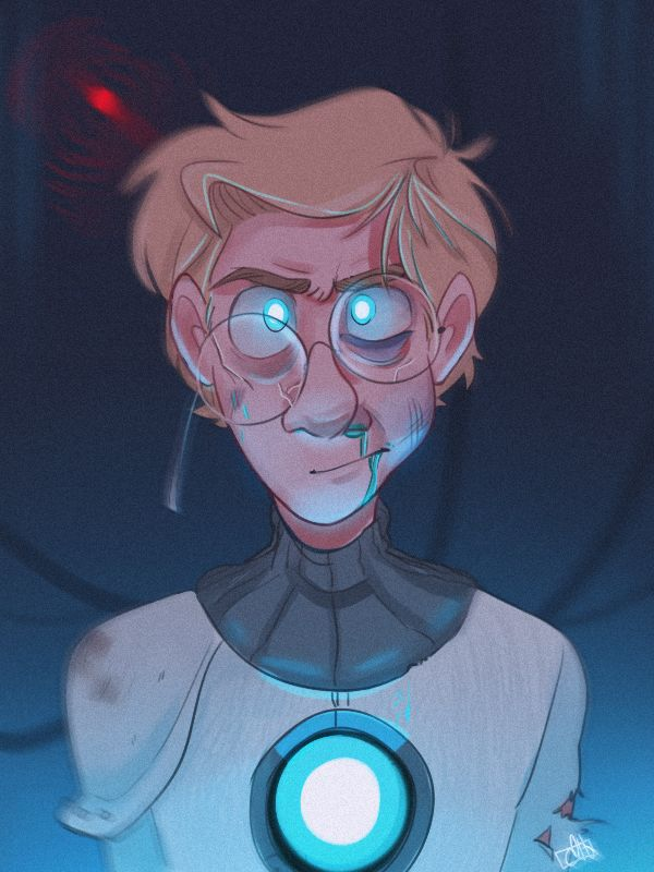 Portal 2: You're Not Sorry by muminika on DeviantArt