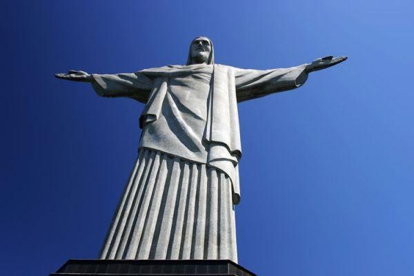 Les 7 merveilles du monde -  le Christ rédempteur