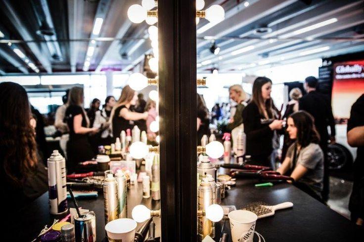 Schwarzkopf @ The Beauty Hub 2014 #nzfw #BeautyHub