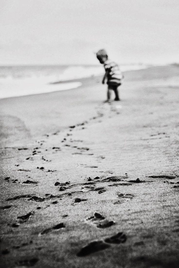 Beach baby  brightpenny.tumblr.com