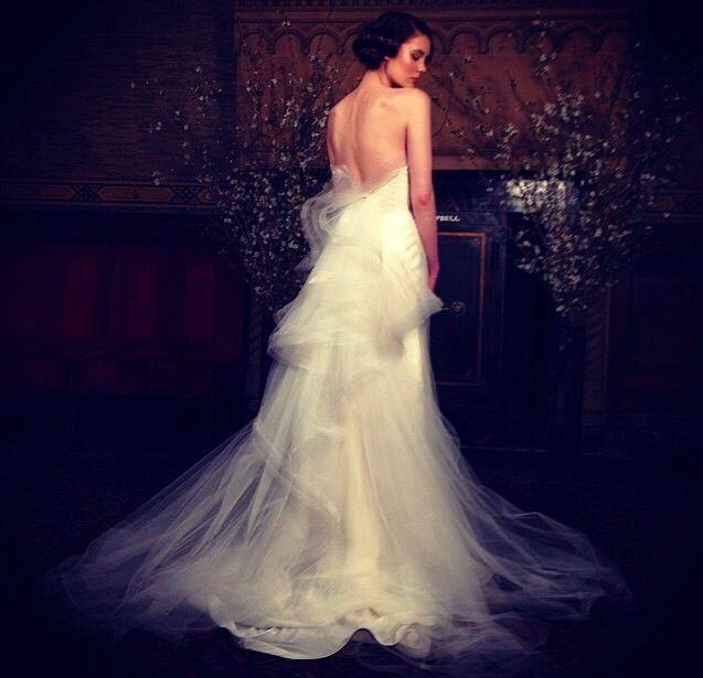 Austin Scarlett bridal ss 2015 | Weddings | Pinterest | Bridal gowns ...