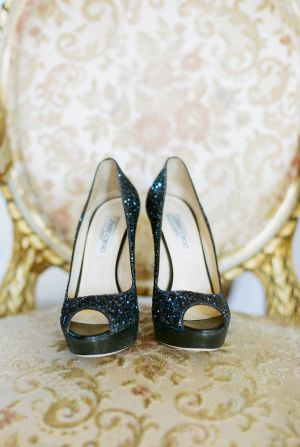 Jimmy Choo Black Glitter Heels | photography by http://www.oliviagriffin.com/