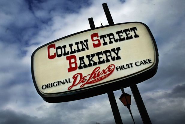 Collin Street Fruit Cakes Fort Worth
