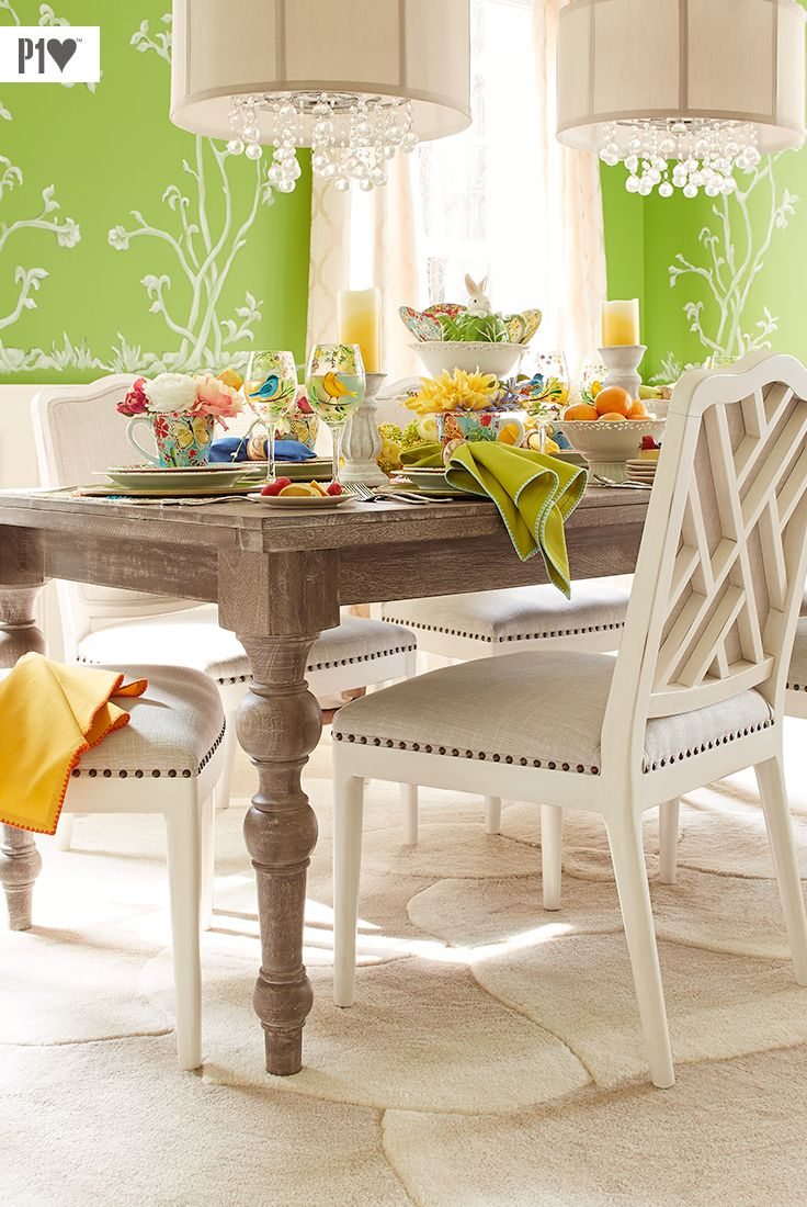 Our Carson Truffle Gray Dining Table Is Perfect For Every Personality Grey Dining Tables Beautiful Dining Rooms Dining