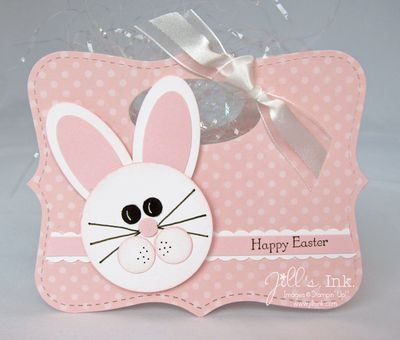Top Note Easter Gift Bag   With free download and instructions