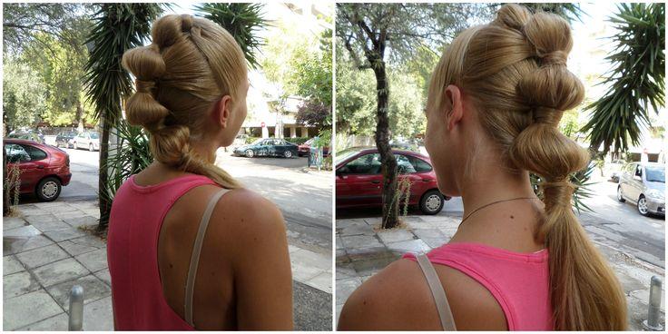 http://www.romylos.gr/ #romylos #ponytail