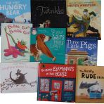 Picture-Story Books for teaching graphophonic connections - David Hornsby