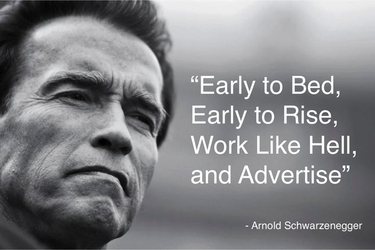 10 Arnold Schwarzenegger Quotes from his book, Total Recall