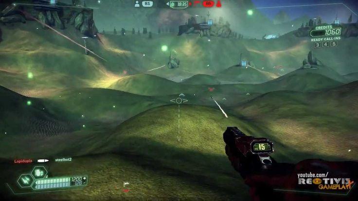 Tribes: Ascend Gameplay - Pierwsze Wrażenia
