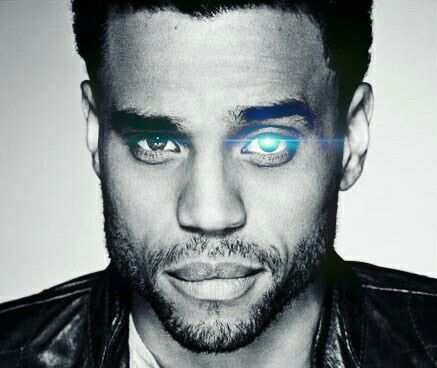 "Michael Ealy as Agent John Vader in ""Masters of Elements"""