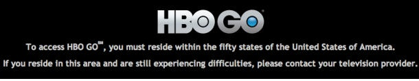 HBO Go Official Banner Image