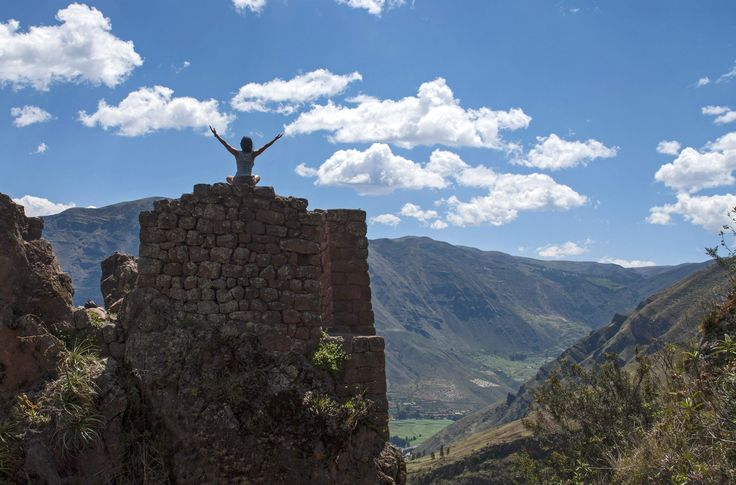 Best Yoga Retreats in South America | Willka T'ika Pisaq tower, Sacred Valley, Peru www.giadaweekly.com @gdelaurentiis