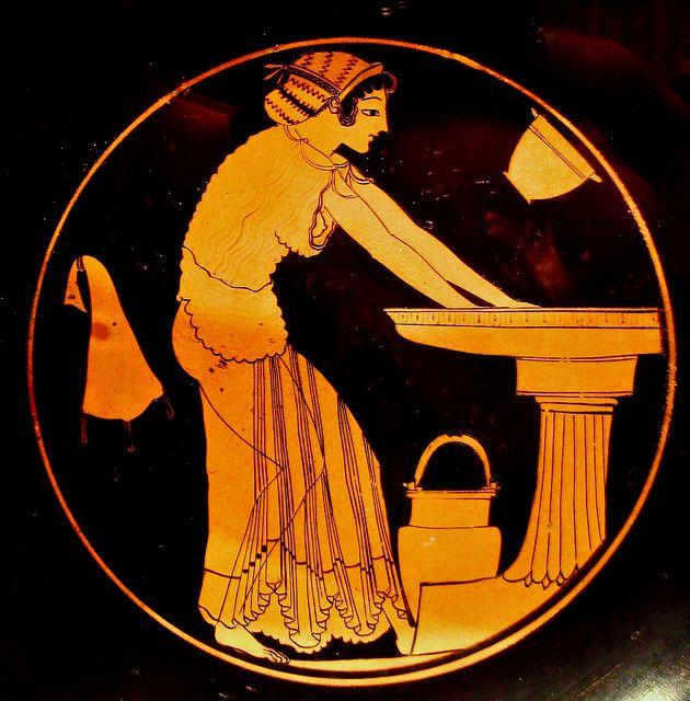 Vestidos Inspirados En La Cultura Griega: La Mujer Tenia Un Papel Muy Minimo En La Sociedad Griega Y