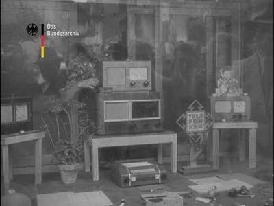 UFA-Wochenschau 498/1966 – Filme des Bundesarchivs