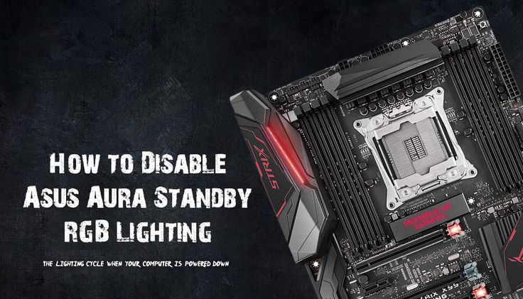 Find out how to stop your Asus ROG motherboard from cycling through its Aura RGB lighting when your computer is completely shut down, yet still connected to a power source.   (Turn off Asus Motherboard Aura Lighting whilst on standby)   ✅ #ROG #gaming #motherboard #gamer #strix +Downloadsource.net