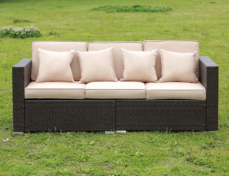 Best 20+ Rattan couch ideas on Pinterest | Sofa set designs ...