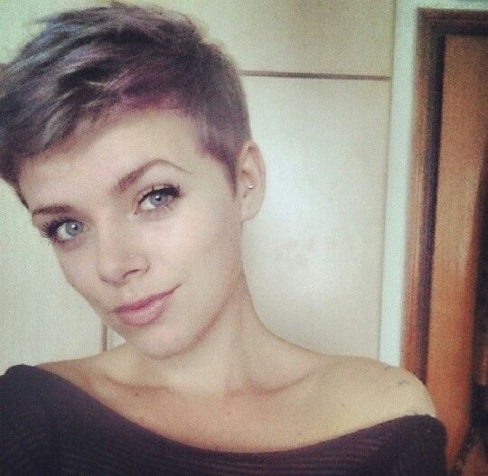 undercut haircuts for 1000 ideas about purple pixie cut on purple 4956